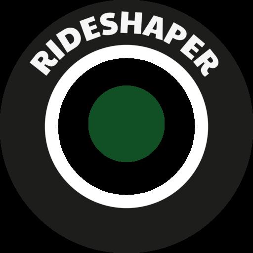 logo rideshaper